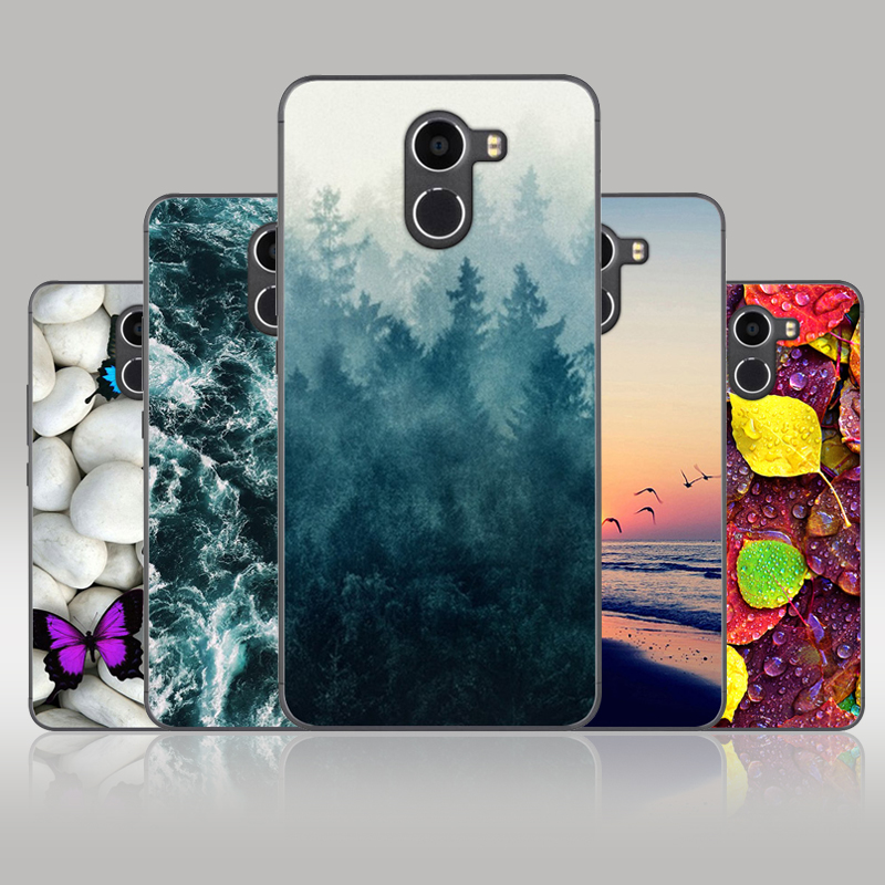FANATU For Funda Wileyfox Swift 2 Case Soft Silicon TPU Back Cover For Coque Wileyfox Swift 2 Plus Swift 2 + Phone Case Bumper