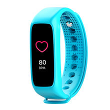 New L30t Bluetooth Smart Band Dynamic Heart Rate Monitor Full color TFT-LCD Screen Smartband for Apple IOS Smartphone P10