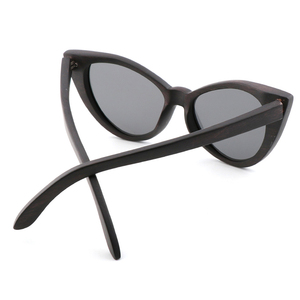 Image 5 - Ms. du mu hei polarizando óculos de sol personalidade na moda borboleta polarizando lente uv400 óculos anti ultravioleta