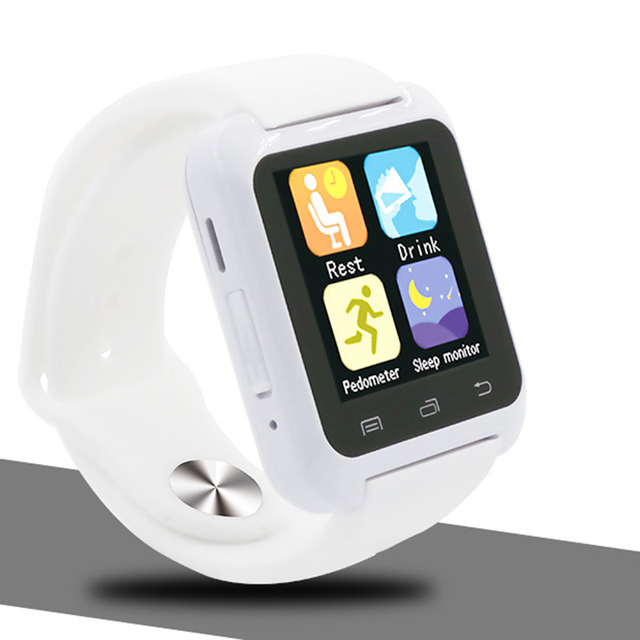 White Smartwatch android 5c649caf6fbb9
