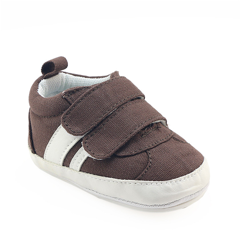 8colors soft rubber sole classical sports styles canvas baby moccasins shoes baby boys girls fashion shoes first walkers
