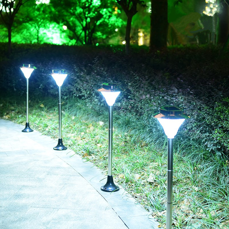Modern Waterproof LED solar light garden lights lawn lamps  Solar Decoration Power Panel wireless wall lights outdoor lighting high brightness 5w 80led control solar led lamps automatic light control lighting solar lights for garden decoration wholesale