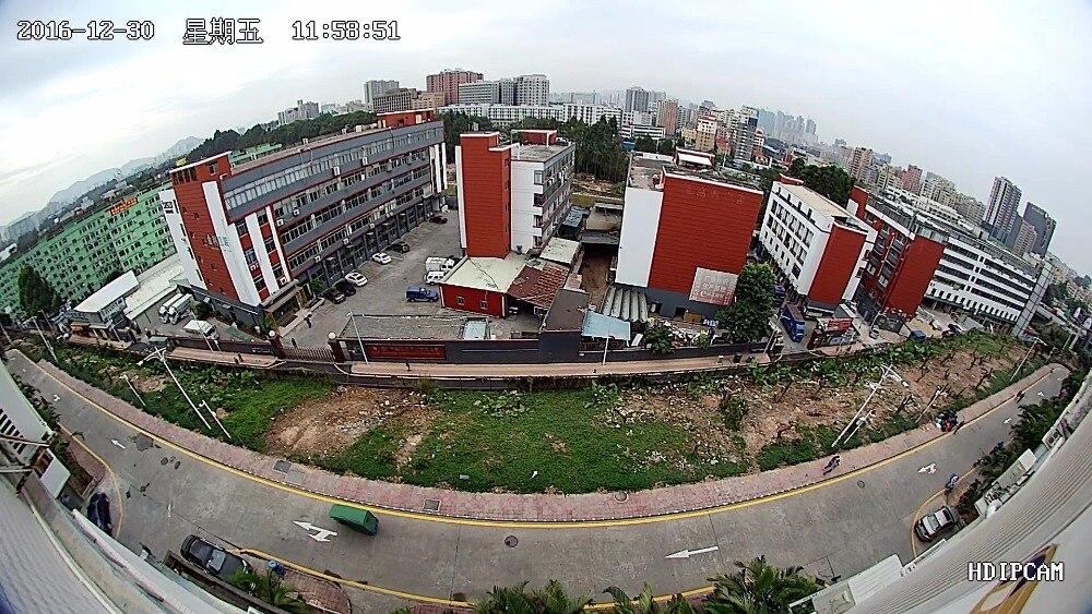 Full HD 1080P Dome AHD Câmera de