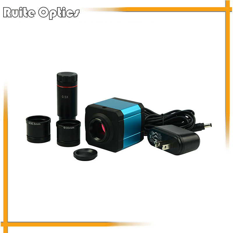 14MP USB 2.0 Cmos Microscope Camera Electronic Digital Eyepiece Measurement software High Resolution image