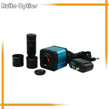 Cheapest prices 14MP USB 2.0 Cmos  Microscope Camera Electronic Digital Eyepiece Measurement software High Resolution