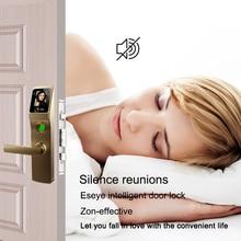 купить Eseye Aqara Door Lock Cylinder Fingerprint Touch Screen Smart Door Lock Facial Biometric Intelligent Electronic Door Lock Handle дешево