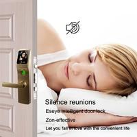 Eseye Aqara Door Lock Cylinder Fingerprint Touch Screen Smart Door Lock Facial Biometric Intelligent Electronic Door Lock Handle