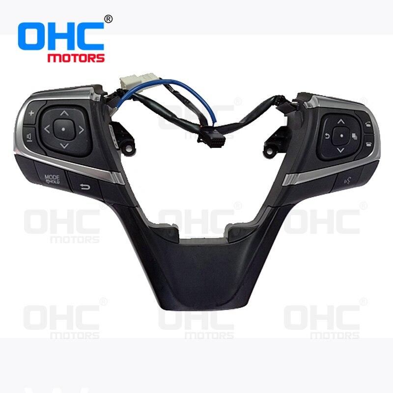 Nett Premier Qualität Lenkrad Schalter Tasten Für Toyota Avalon/harrier Motoren Oe Qualität Elegant Und Anmutig