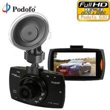 Podofo Car Camera G30 Full HD 1080P 2 7 Car Dvr Driving Recorder Motion Detection Night