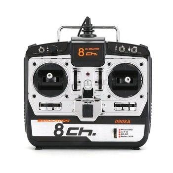 6CH/8CH RC Simulador De Vuelo JTL-0904A Soporte Realflight G7 Phoenix 5,0 XTR Helicóptero De Control Remoto Drone De Ala Fija