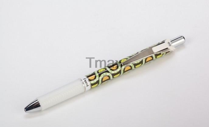 4 Pcs/Lot Pentel BLN-75W 0.5mm quick-drying Gel pen Writing Supplies Office & School Supplies bort bln 15 k