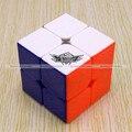 1 PC Magic Speed Puzzle Cube Ciclone Meninos 2x2 2X2X2 Stickerless Frete Grátis KTK