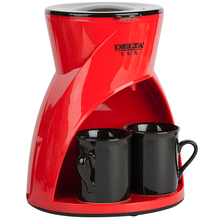 Кнопке. фильтра, delta капельного комплекте фильтр, моющийся кофеварка объем керамические съемный