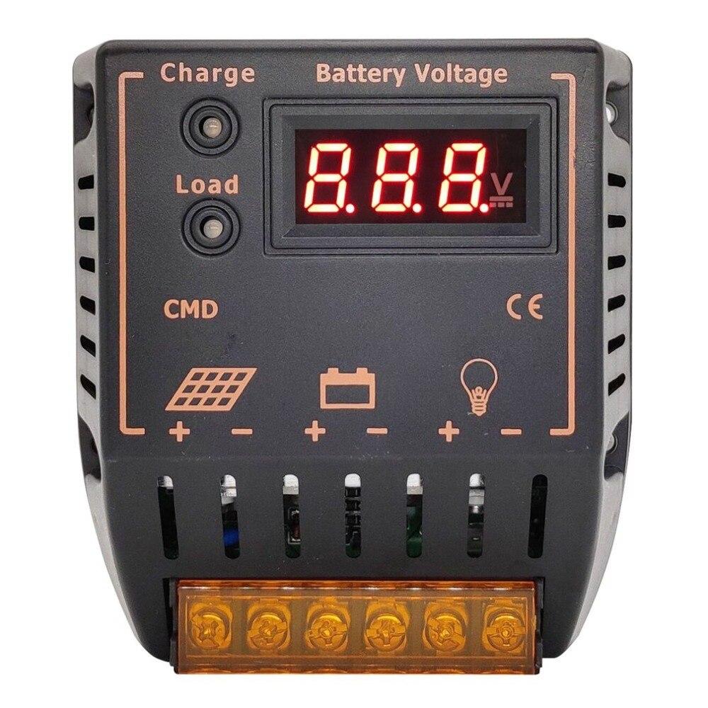 Durable Solar Charge Controller 12V 24V Solar Charge Controller USB 10A Solar Regulator Voltage RegulatorDurable Solar Charge Controller 12V 24V Solar Charge Controller USB 10A Solar Regulator Voltage Regulator