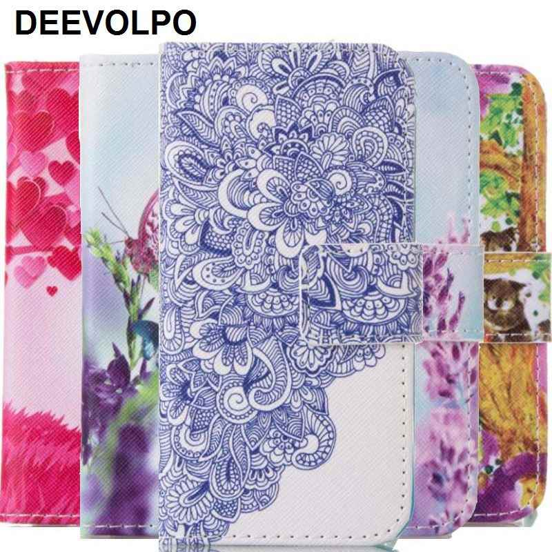 Luxury Flip Case For Fundas Huawei Ascend P8 P9 Mini P8Mini P9Mini 2017 Honor 8 Honor8 Coque Butterfly Leather Cover Capa DP23Z