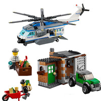 Bela 10423 Urban City Patrol Helicopter Building Block Toys Children Gifts Compatible With Legoings