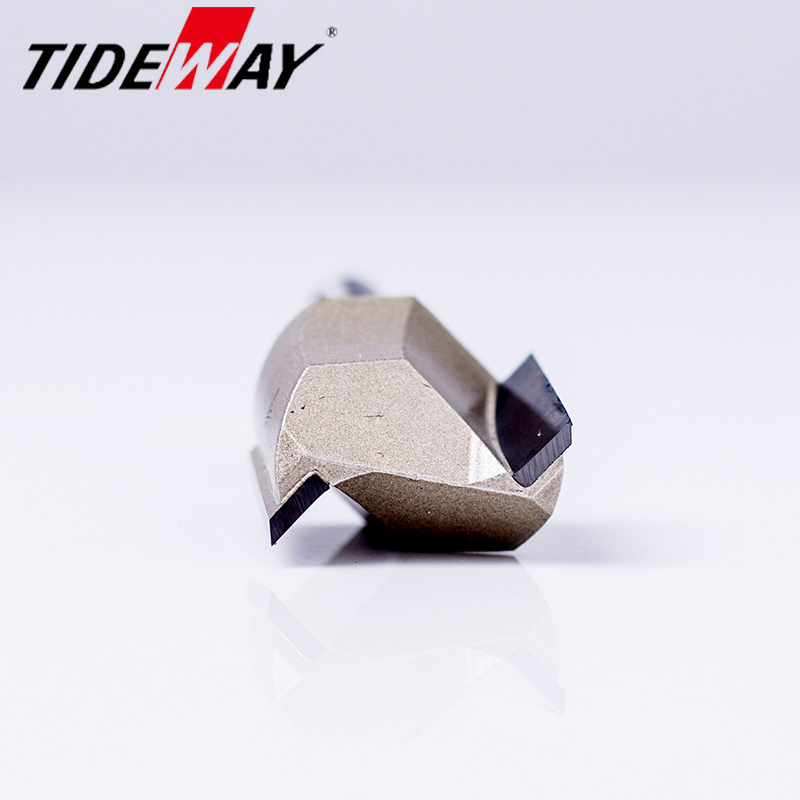 Tideway 1 4 quot 1 2 quot Shank 2 Flute Straight Bit Woodworking Tools Router Bit For Wood Tungsten Carbide Endmill Milling Cutter in Milling Cutter from Tools