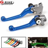 Off road vehicle universal brake lever Pivot Brake Clutch Lever motorcycle brake clutch levers for SUZUKI DRZ400S/SM 00 15 DR250