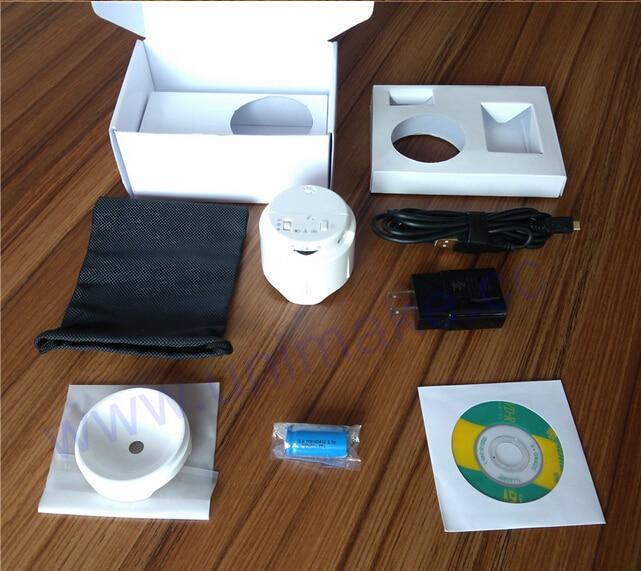 5mp мини WI FI Цифровые микроскопы светодиодной подсветкой электронные Лупа Камера для Iris кожи Уход за волосами детей производственный контро