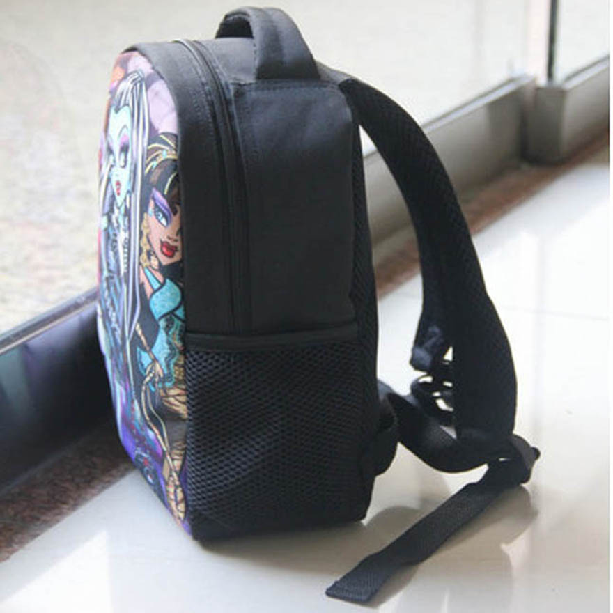 FORUDESIGNS 3D Fashion Graffiti Design Kindergarten Baby Book Bags Mini School Bags for Children Casual Kids Mochila Schoolbags