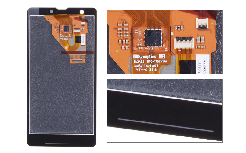 ORIGINAL For Sony Xperia ZR Display Touch Screen Replacement Screen For SONY Xperia ZR LCD Display M36h C5502 C5503 LCD (5)