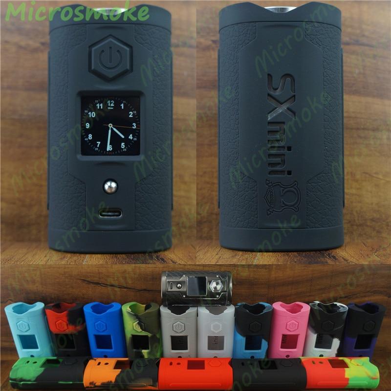 2pcs silicone case for SX MINI G CLASS skin sxmini g class cover for YiHi SX550J sticker rubber ...