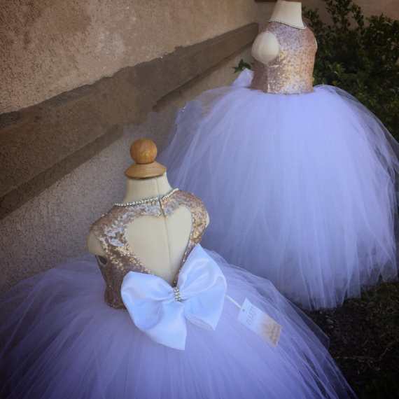 New Girls Puffy Dress with Bow Ball Gown Flower Girls Dresses for Wedding Baby Girls Birthday Party Dress Pageant Gown baby girls dress for wedding bow elegant tutu dress birthday party dress sleeveless voile girls christening gown for party dress