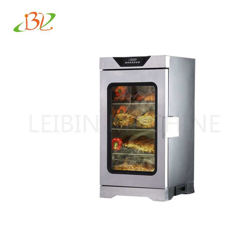 Smart electric fumigation stove household wood chips smoke oven electric steamer oven grill home appliance