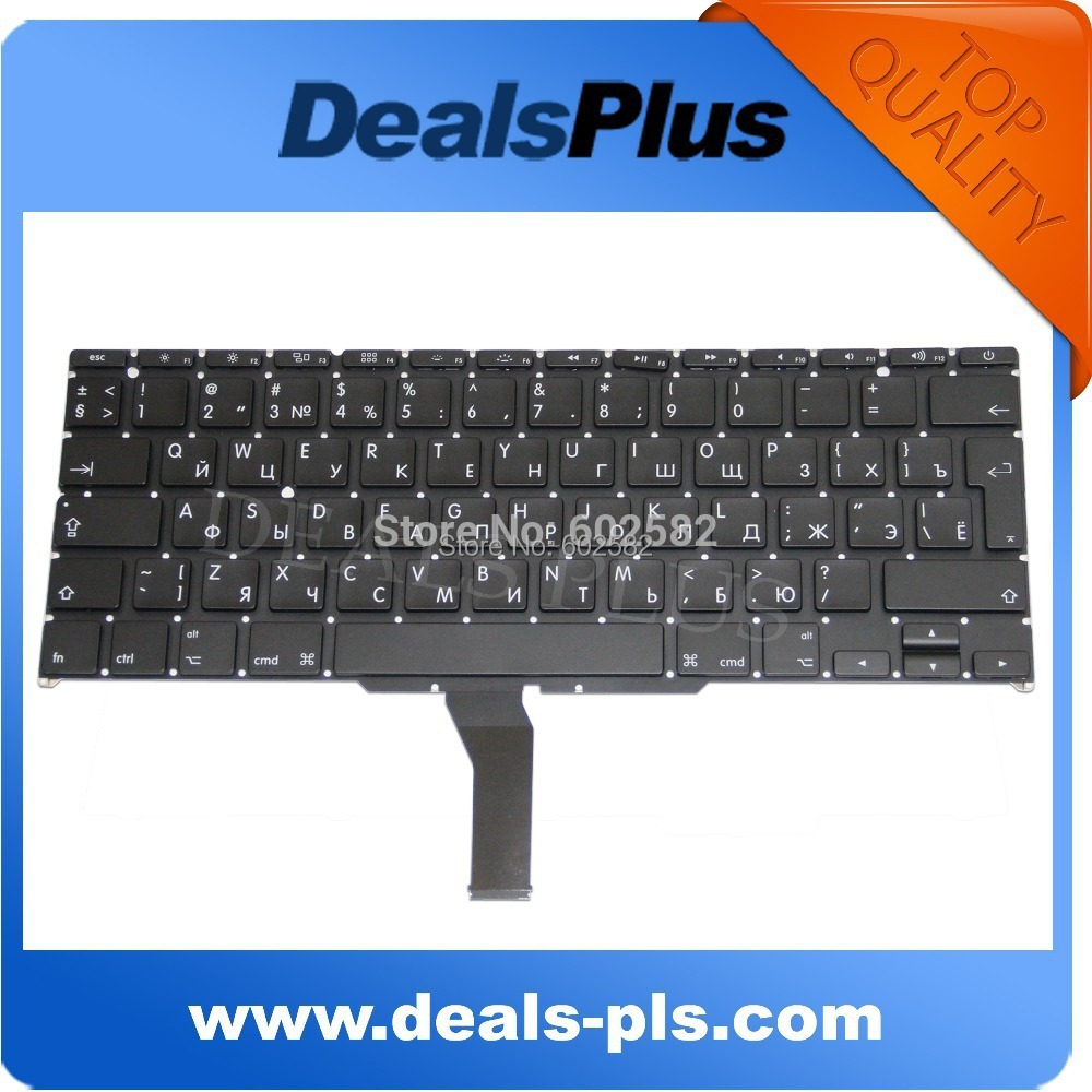 "New RU Keyboard For Macbook Air 11 inch"" A1370 A1465 Russian MC968 MC969 MD223 MD224 2011 2012 2013 inch"