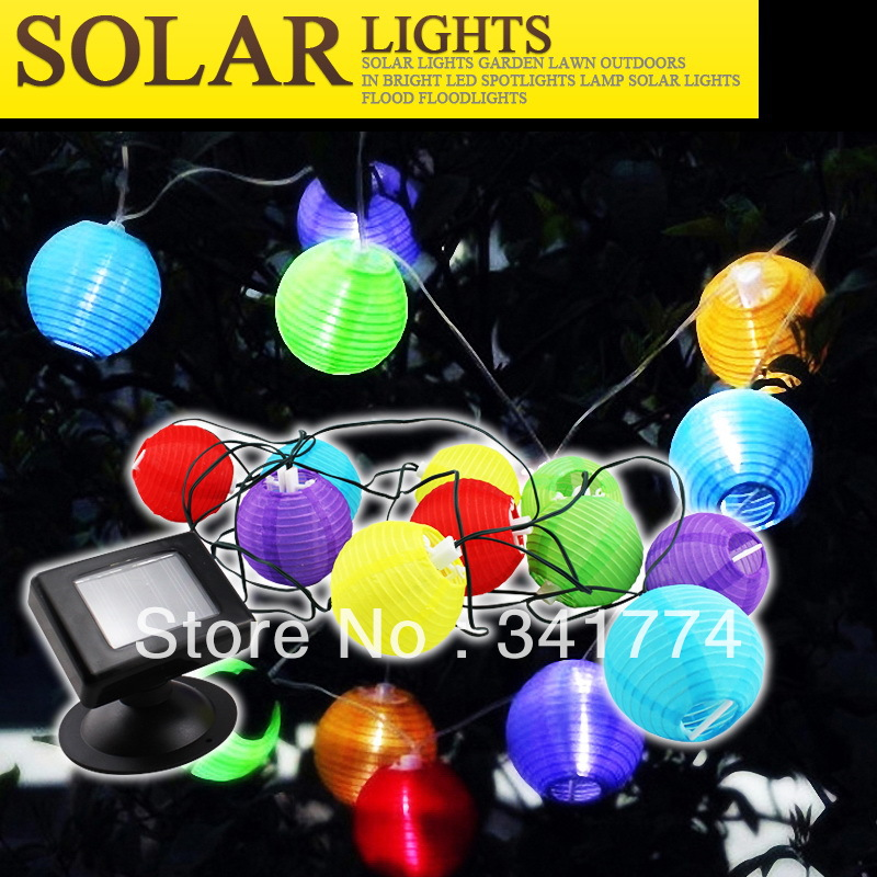 Luz de led solar lantern lights holiday lighting strings solar panel luz de led solar lantern lights holiday lighting strings solar panel fence post light for home garden outdoor decoration in solar lamps from lights aloadofball Image collections