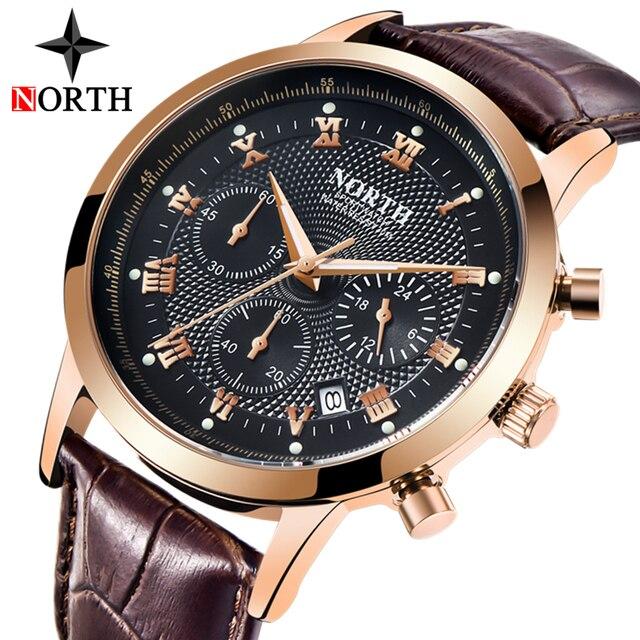 97165edc30d9 Relojes NORTH para hombre