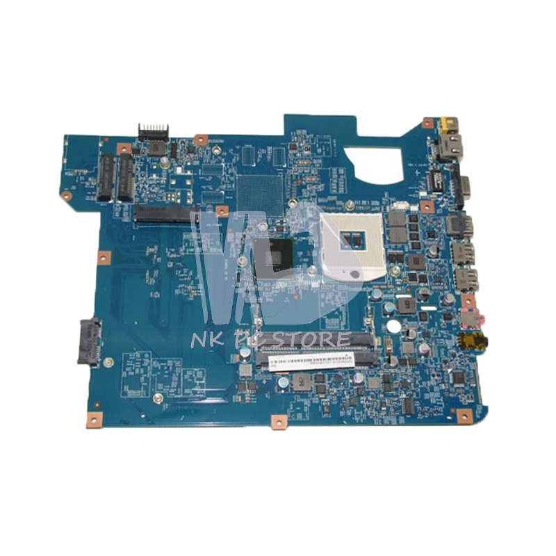 NOKOTION MBWHE01001 MB.WHE01.001 For Gateway NV59 TJ75 Laptop Motherboard Main Board 48.4CH01.01M HM55 DDR3 laptop keyboard for gateway nv47h52c nv47h55c nv47h61c nv47h62c nv47h64c nv47h66c nv47h67c nv47h75c white chinese ch