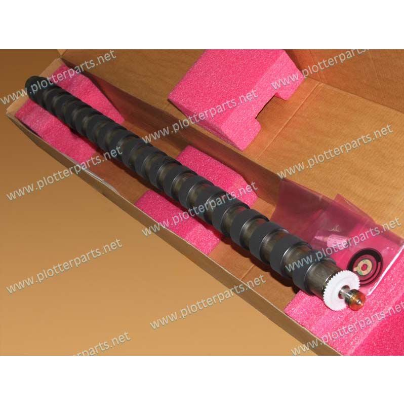 US $150 0 |Paper drive roller assembly 42 inch for HP DesignJet 4000 4500  4520 Z6100 Z6200 Q1273 60039 used-in Printer Parts from Computer & Office  on