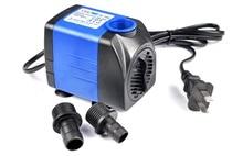 Free Shipping 220V YLJ-1000 1800L/h 20W Submersible Water Pump Aquarium Fountain Fish Tank power saving copper wire