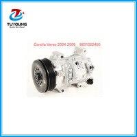 6SEU14C 6PK автомобильный воздушный компрессор для Toyota Corolla Verso Avensis Auris 8831002370 883101A660 8831002450