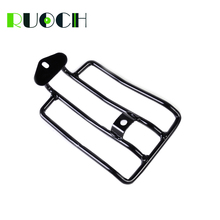 цена на for Harley Sportster Luggage Rack Solo Seat Support Shelf Sportster XL883 Iron 48 883 XL1200 2004-2018 2005 2009 2014 2015 2017