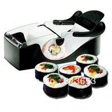 Einfach Rollen Sushi Maker Maschine/Perfekte Mini Sushi Gadgets Make Sushi/48 teile/los Kostenloser versand