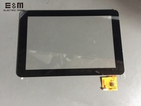 10.1 Capacitive USB Touch Screen G+G Communication sis Chips for 1280*800 LCD Display DIY Touch Panel