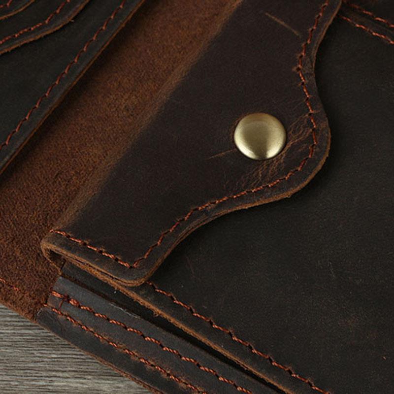 1 Weibliche Brieftaschen Multi Crazy Männlichen Brieftasche Lange Pumpen Dünne Männer karte Retro Bjyl Und Horse Hand Frauen Gürtel Leder 18gUnUFwq