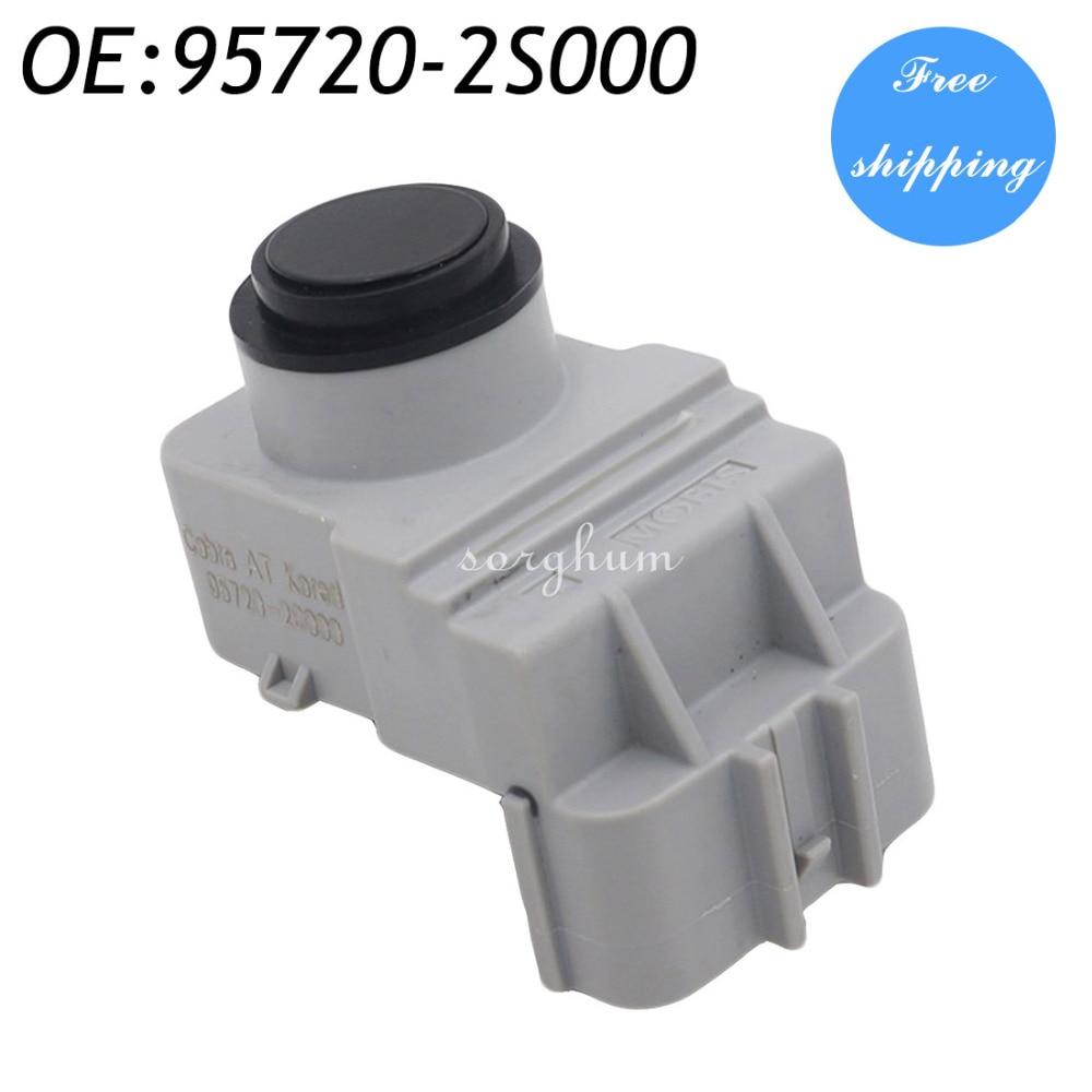 Rear PDC Ultrasonic Parking Sensor For 09 13 Hyundai Tucson IX35 95720 2S000 957202S000