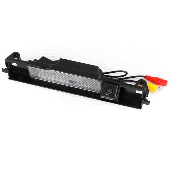 Hd CCD de visão traseira do carro de Backup câmera reversa para Toyota Yaris 2005 - 2011 com visão noturna e função à prova de água