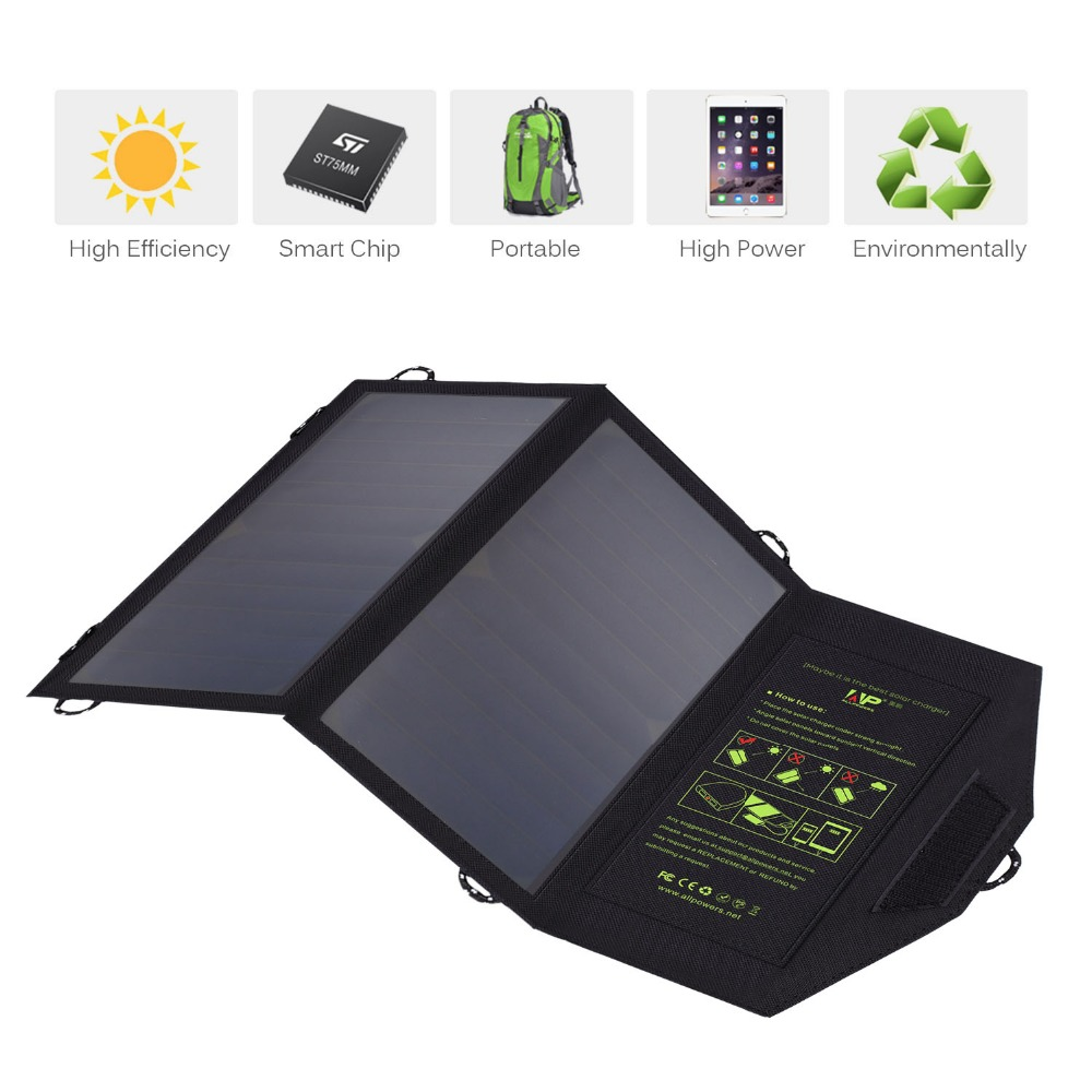 Outdoors Solar Panel Charger Solar Cell Chargers for iPhone 6 6s 7 8 iPhone X Xr Xs Xs max iPad mini iPad air Samsung LG Sony.