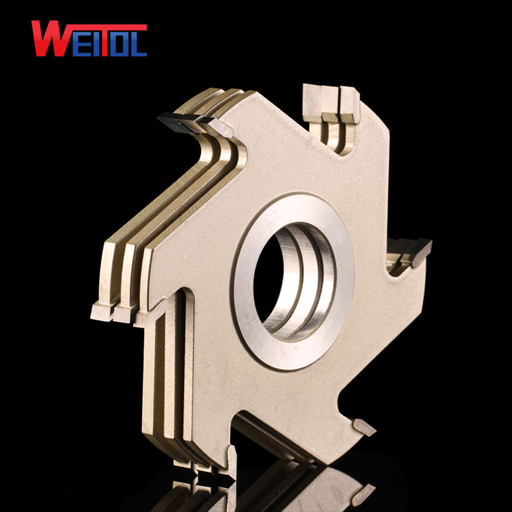 Weitol 1 Piece  Out Diameter 100 Mm High Quality Circular Saw Blade Wood Cutting Sheet Flat Blade