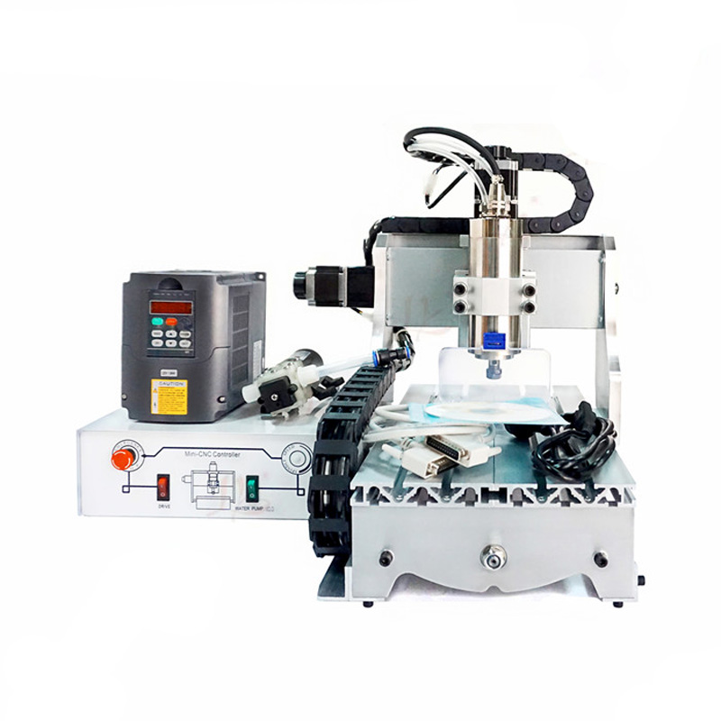 CNC 3020Z-S800 3axis mini cnc engraver drilling and milling machine for wood metal stone carving
