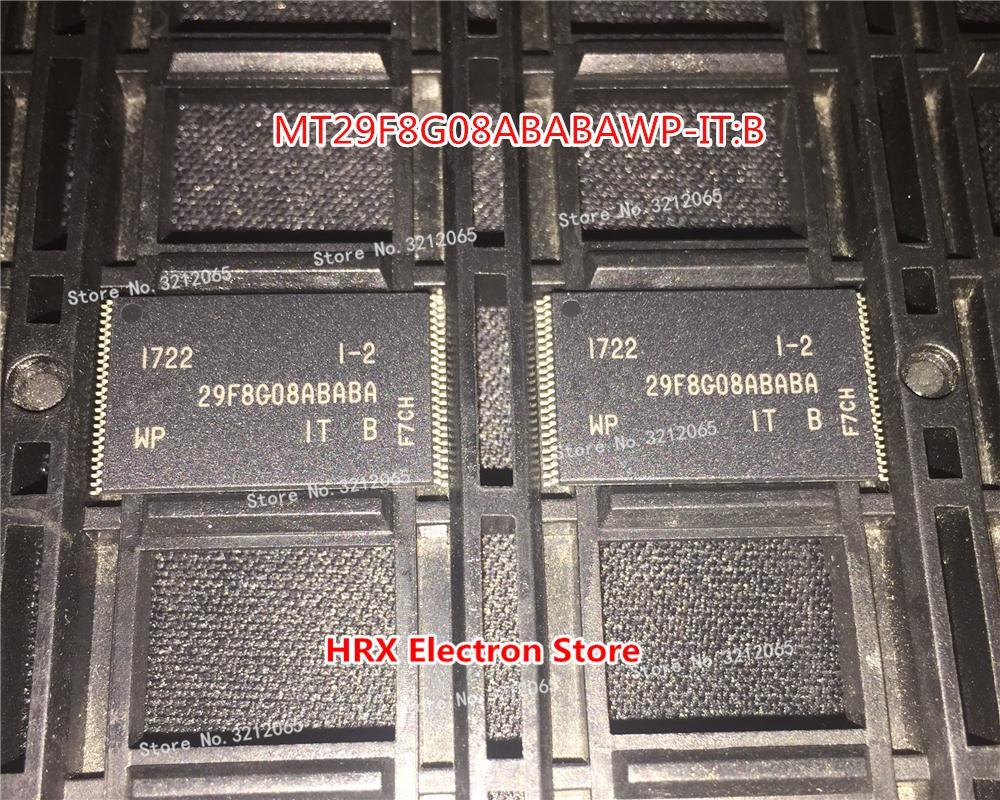 (2-10 adet) 100% Yeni MT29F8G08ABABAWP-IT: B TSOP48 MT29F8G08ABABAWP BU B MT29F8G08ABABA(2-10 adet) 100% Yeni MT29F8G08ABABAWP-IT: B TSOP48 MT29F8G08ABABAWP BU B MT29F8G08ABABA