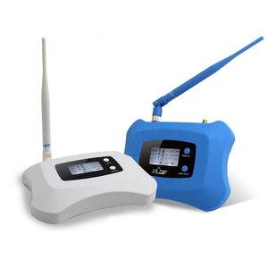 Image 2 - ミニgsm900mhz! Lcdディスプレイ 900 gsm携帯信号ブースターアンプ 2 グラムgsm携帯信号リピータのみブースター + アダプタ