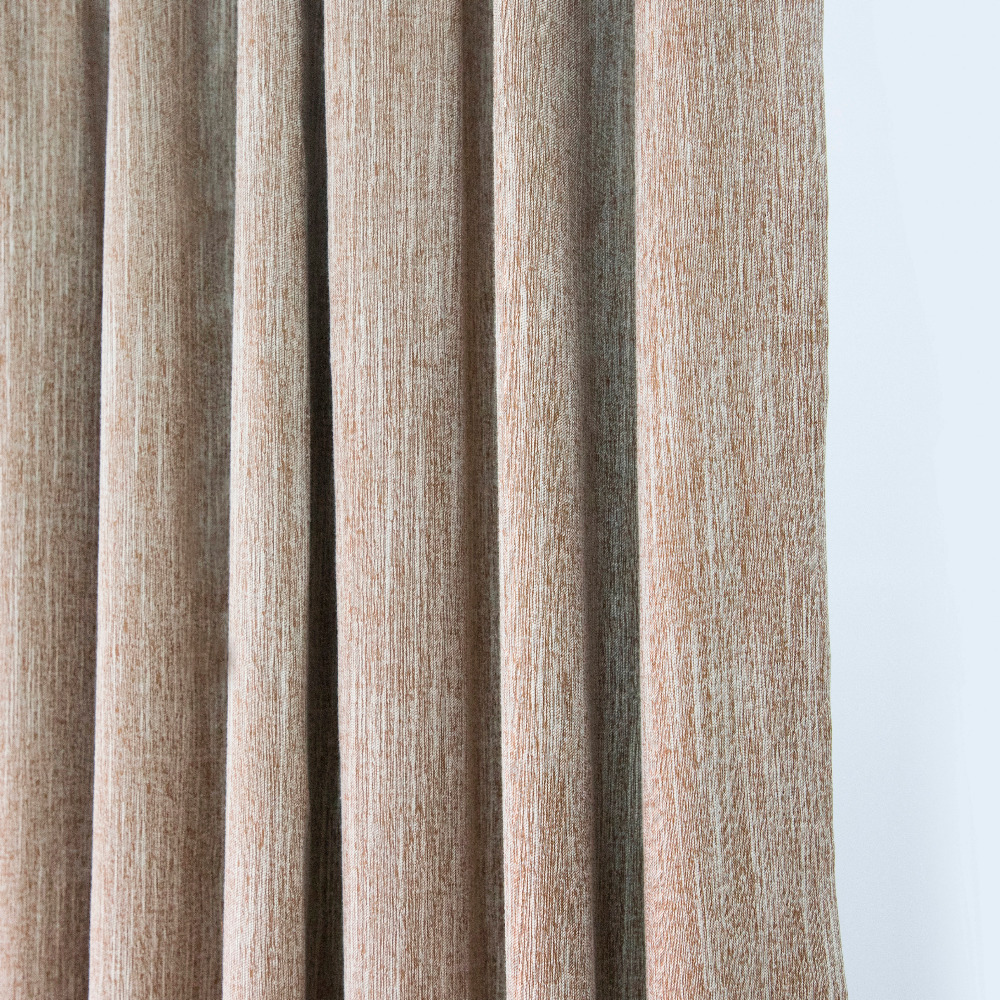 New Hot Sales Curtains in the Living room Bamboo Lines Blackout fabric for bedroom Full Shading Customized Size Room Curtains