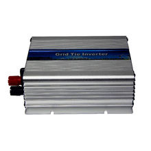 MAYLAR @ 10.5-28VDC, 300 W de Onda Sinusoidal Pura Micro Inverter Con MPPT, Salida 90-140VAC, 50Hz/60Hz Para Vmp18V paneles