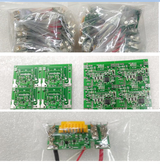 PCB Protection Board For Makita 14.4V BL1430B BL1415 Power Tool LED Type