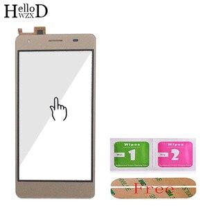 Image 5 - HelloWZXD 5.0 verre tactile pour Oukitel C5 Pro écran tactile verre numériseur panneau écran tactile avant verre lentille capteur + adhésif